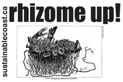Rhizome Up! Media produces the Green Film Series