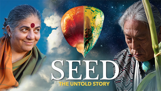 'SEED:The Untold Story' screening Fri March 3 at the Roberts Creek Hall