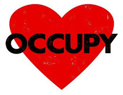 Occupy Love symbol