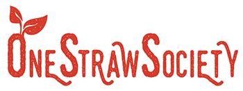 ONE STRAW SOCIETY logo
